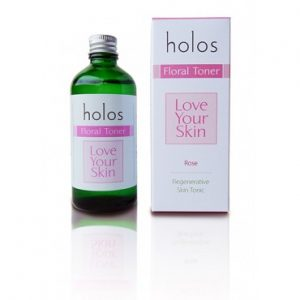 Love Your Skin Floral Toner by Holos.ie